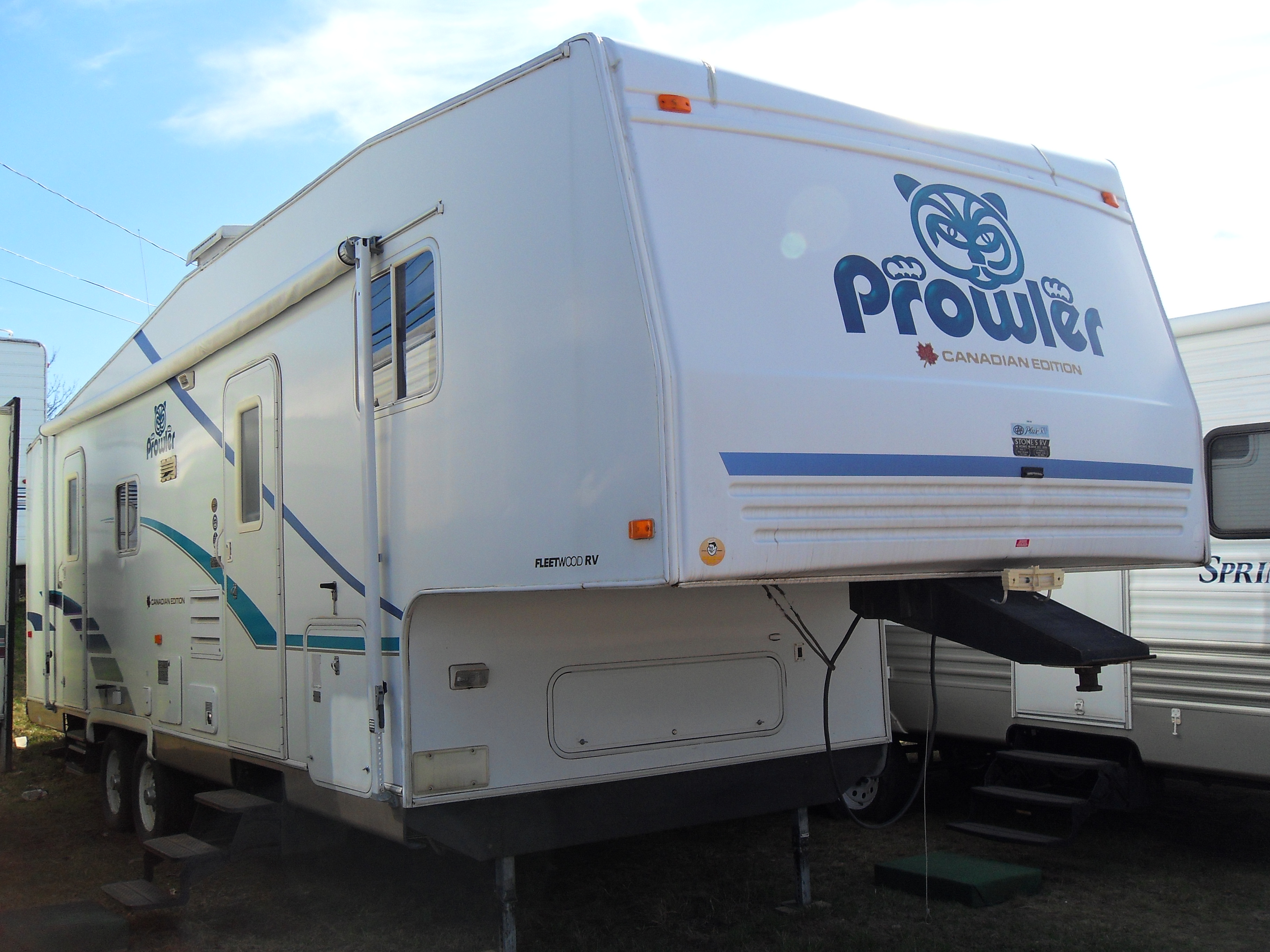 2002 Prowler 30 5 5th Wheel Jerry S Rv