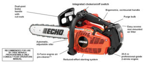 ECHO CS-355T Image