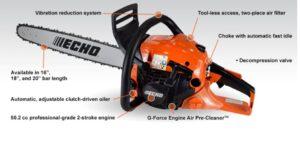 ECHO CS-4910 Image